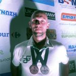 Matt Malina Limitless with two medals siler and bronze won at depth world championships freediving