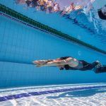 Matt Malina Limitless underwater photo swim dynamic national record world championships