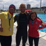Matt Malina Limitless become world champion gold medal freediving belgrade dnf 214m happiness judges