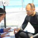 Matt Malina Limitless become world champion gold medal freediving belgrade dnf 214m happiness medial research