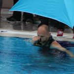 Matt Malina Limitless Surface world champion dyn swim freediving raining belgrade -2