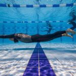 Matt Malina Limitless swims for the gold medal world championship freediving underwater photo -2
