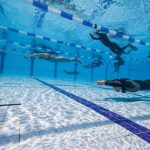 Matt Malina Limitless swims for the gold medal world championship freediving underwater photo -3