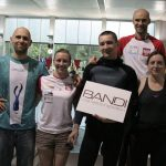 Part of Polish team after Matt Malina new DNF world record 232m