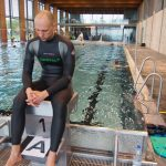 Matt Malina focus mental power before breaking world record in dnf 226m dynamic without fins brno