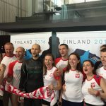 Polish Freediving team won all the gold medals in turku