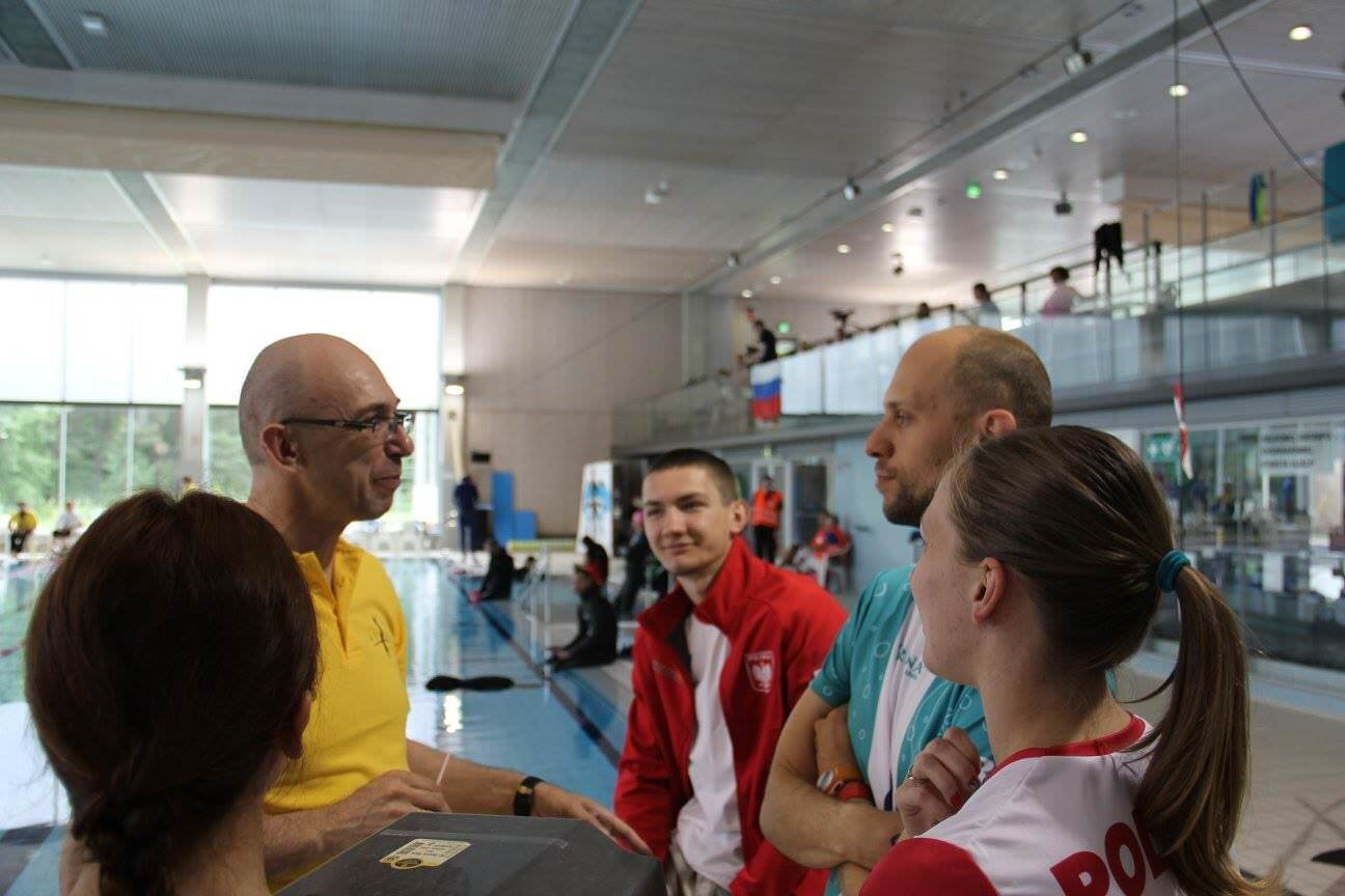 Chat with Polish team after Matt Malina beats dnf world record 232